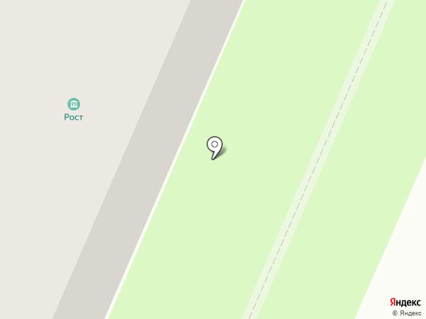 НИКОЛЬ на карте Брянска