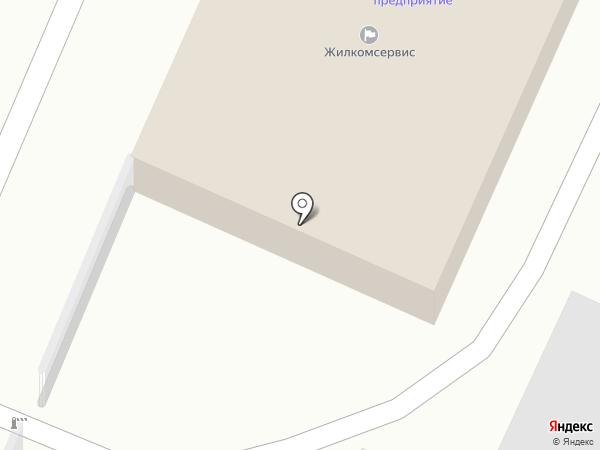 Антенная служба на карте Брянска