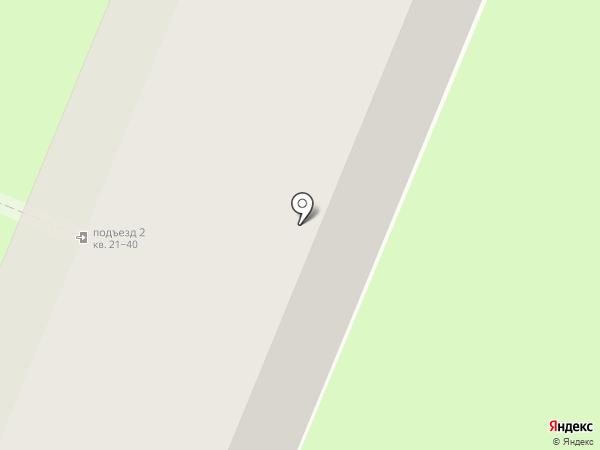 Айболит на карте Брянска