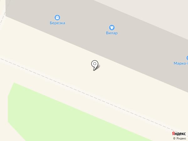 Fabiani на карте Брянска