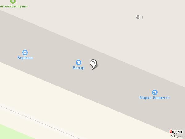 Танаки на карте Брянска