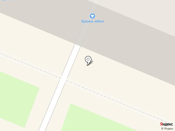 Фимиам на карте Брянска