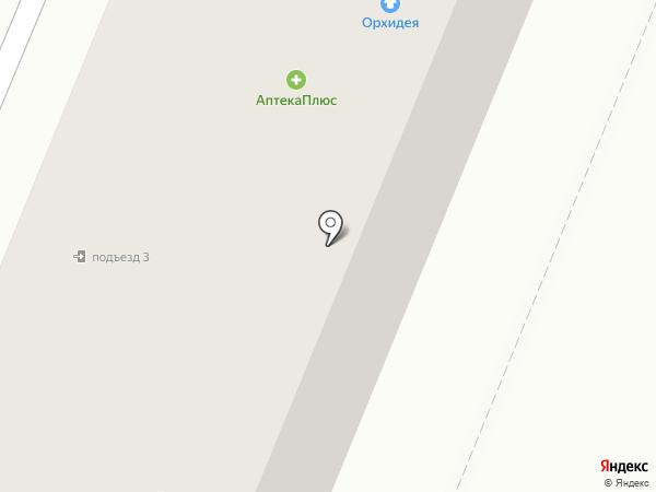 Банкомат, Банк УРАЛСИБ на карте Брянска