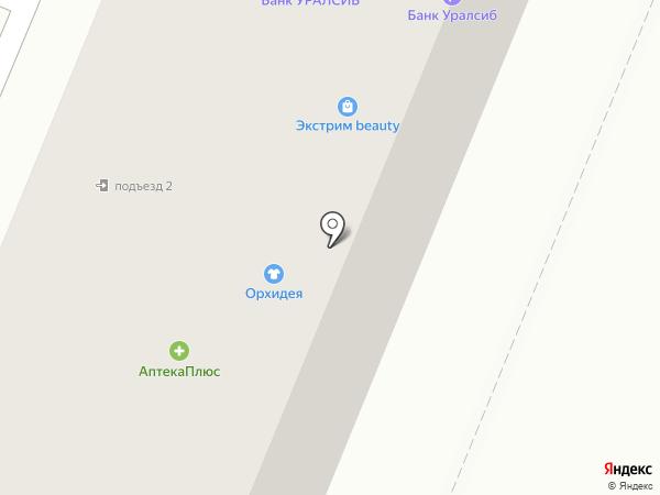 Плитка-32 на карте Брянска