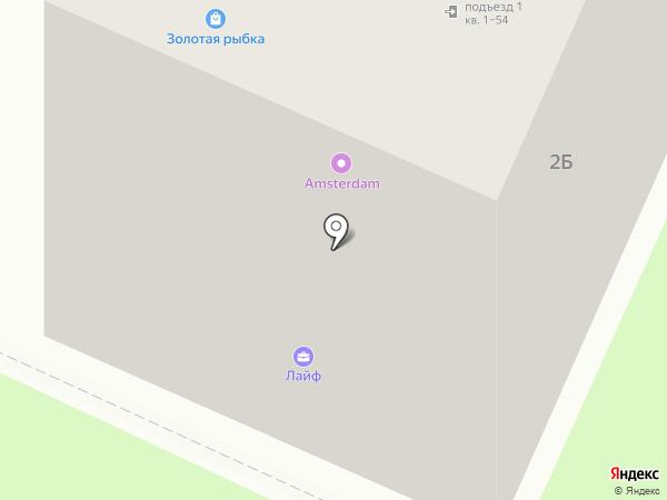 Газэнергобанк на карте Брянска