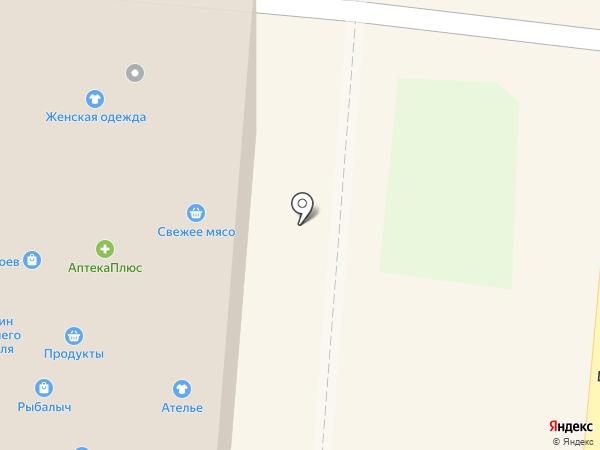 КУЗЯ на карте Брянска