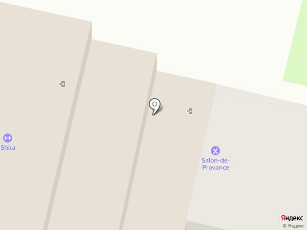 Никита на карте Брянска