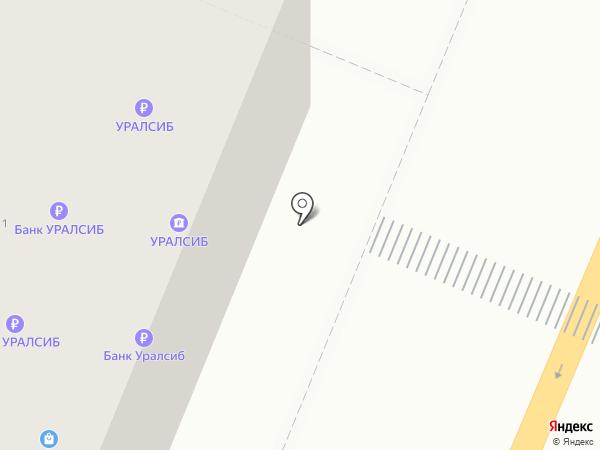 Банк Уралсиб, ПАО на карте Брянска