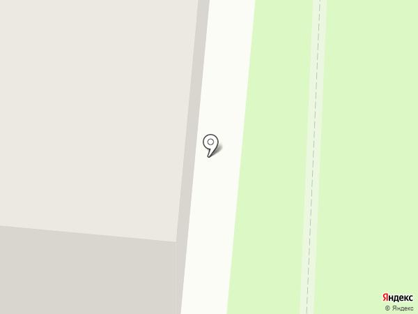 Магазин отделочных материалов на карте Брянска