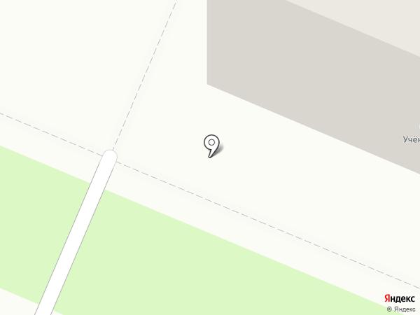 Магазин автоэмалей на карте Брянска