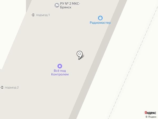 Все для видеонаблюдения на карте Брянска