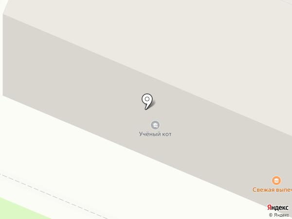 Авто Эмали на карте Брянска