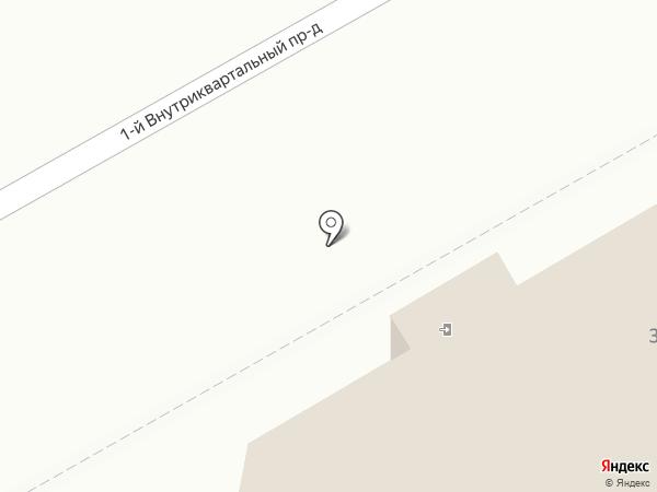 Зодиак на карте Петрозаводска
