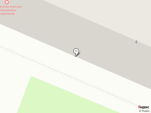 Брянская городская поликлиника №9 на карте Брянска