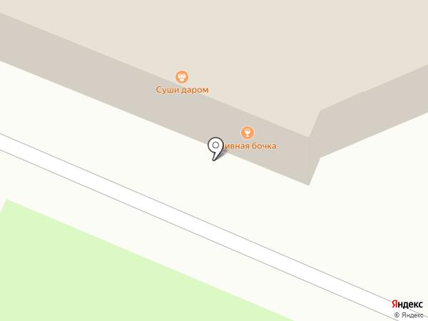 Batel на карте Брянска