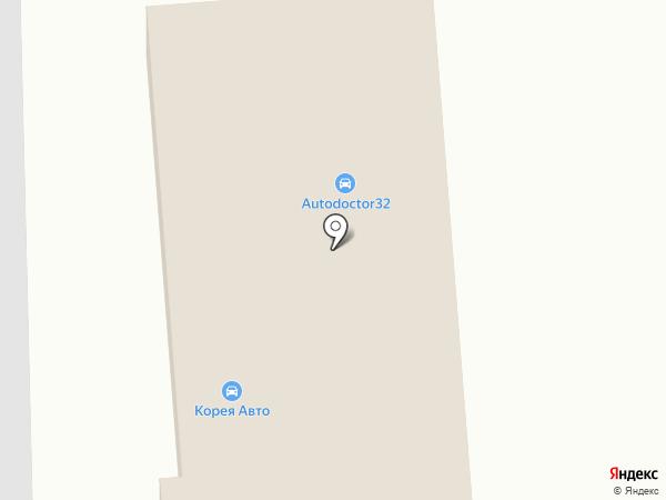 Автосервис для всех на карте Брянска