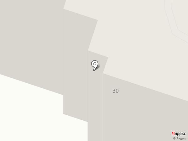 Ирис на карте Брянска