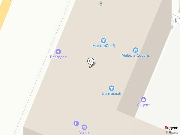 Прогресc на карте Брянска