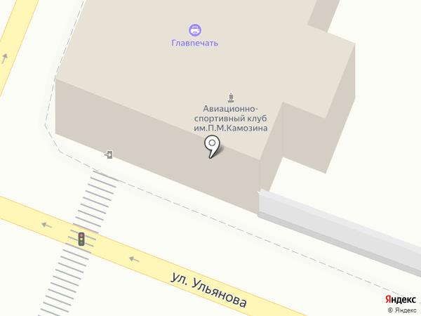 Металл Дизайн на карте Брянска