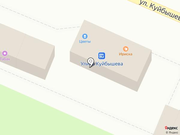 Мельница на карте Брянска