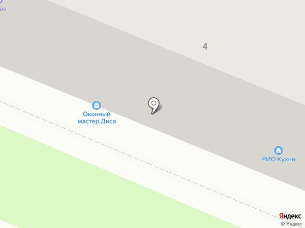Intourist на карте Брянска