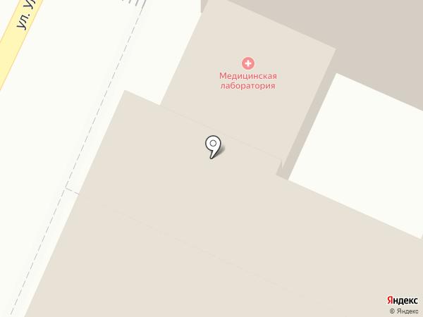 Восток-Сервис на карте Брянска