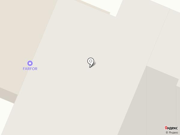 АВС-электро на карте Брянска