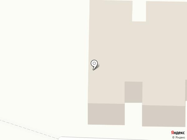 Магазин товаров смешанного типа на карте Брянска