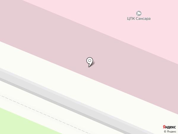 Перинатальный центр на карте Брянска