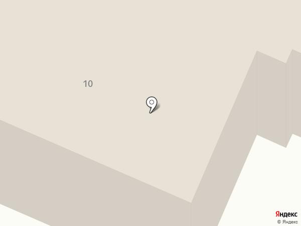 Брянские бани, МУП на карте Брянска