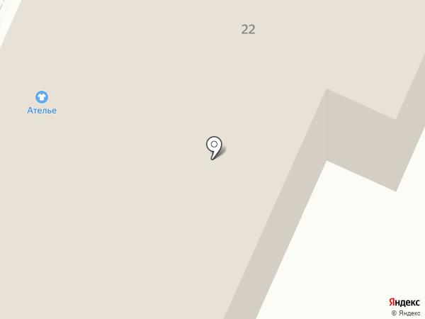Пятерочка на карте Брянска