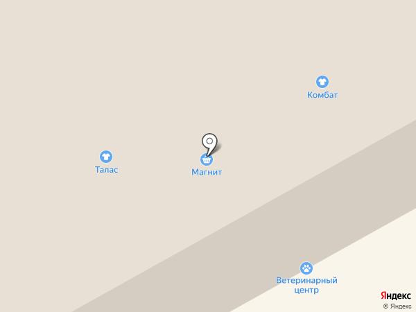 Магазин радио и электротоваров на карте Петрозаводска
