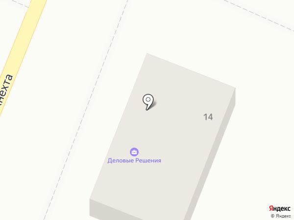 Хилтон-тур на карте Брянска