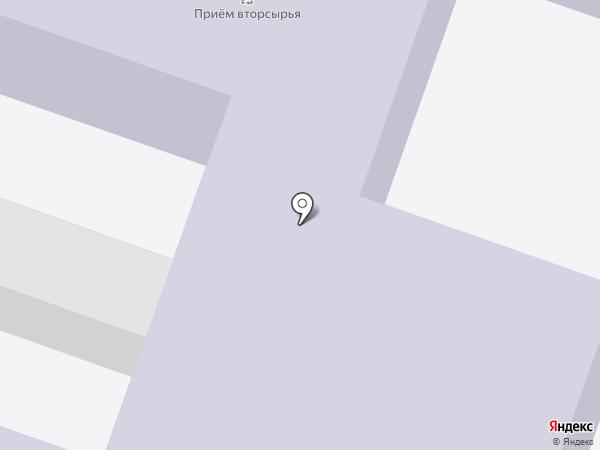 Детский сад №150, Юбилейный на карте Брянска