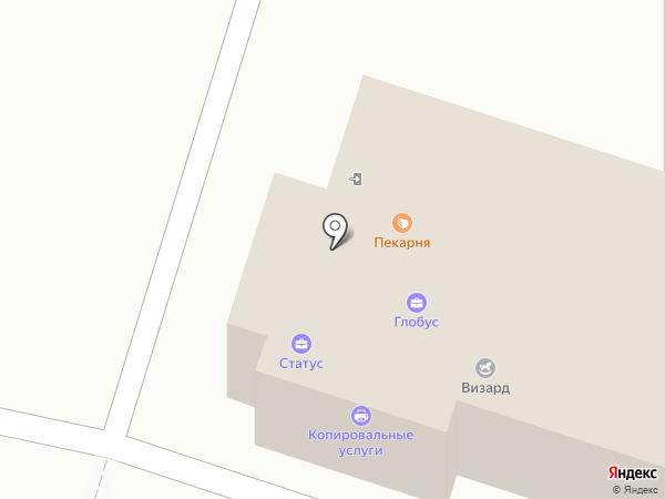 Даниловская пивоварня на карте Брянска