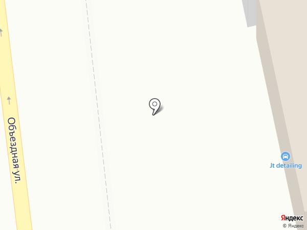 Колесо на карте Брянска
