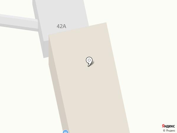 Идальго на карте Брянска