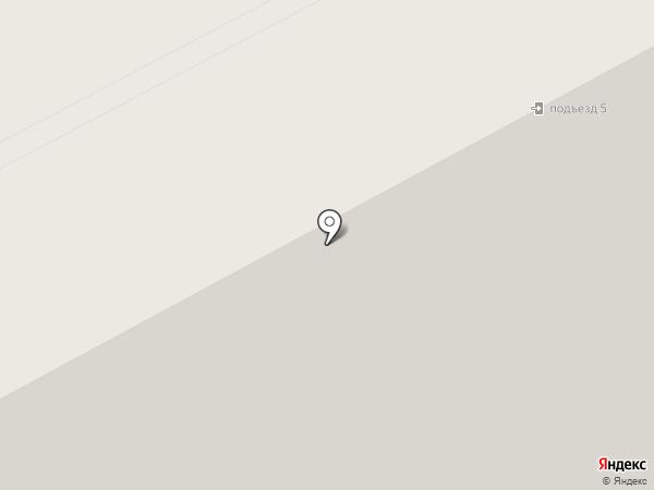 Дружба-5, ЖСК на карте Петрозаводска