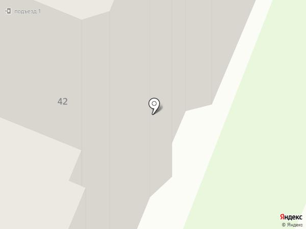 Волшебный автобус на карте Брянска