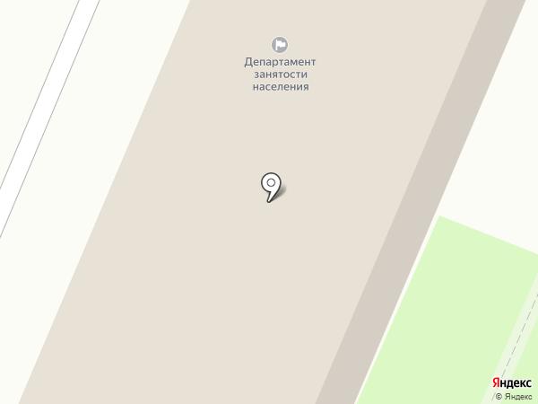 Департамент семьи на карте Брянска