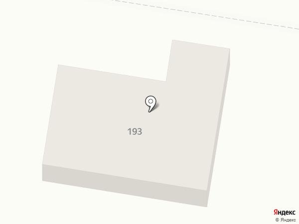 Автокомплекс на карте Брянска