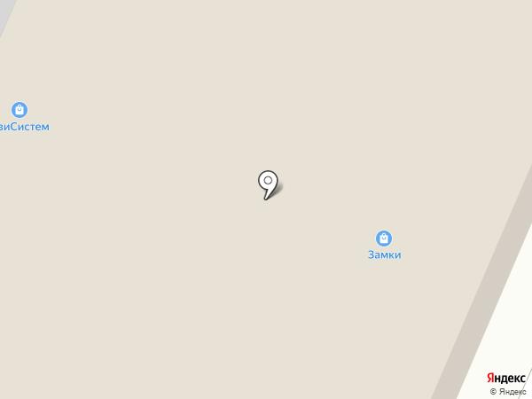 Строй-М на карте Брянска
