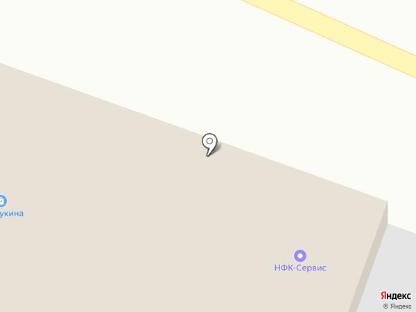 ПалЭрм на карте Брянска