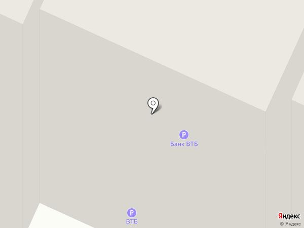 Офисный центр на карте Петрозаводска