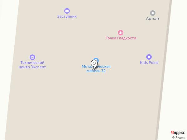 LEMCORD на карте Брянска