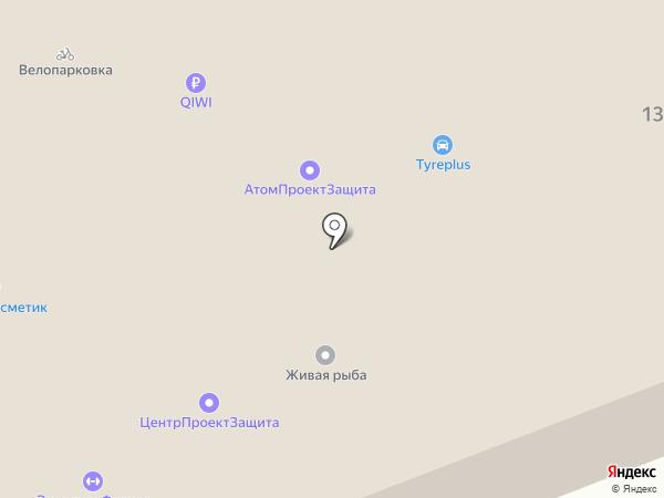 Ламинат-паркет на карте Брянска
