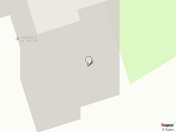 Отличник на карте Брянска