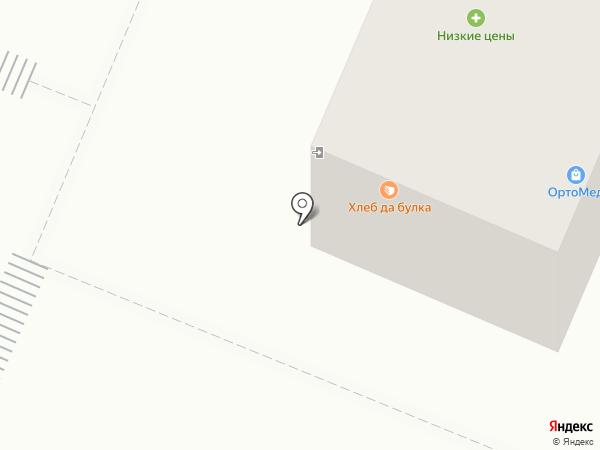Симона на карте Брянска