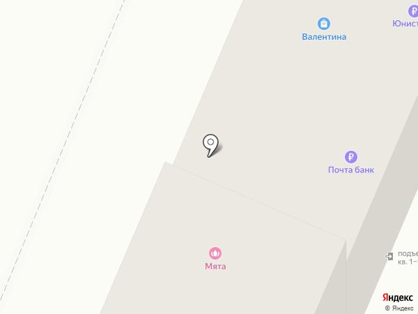 Сад-огород на карте Брянска
