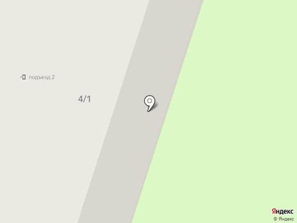 Арома-Колор на карте Брянска